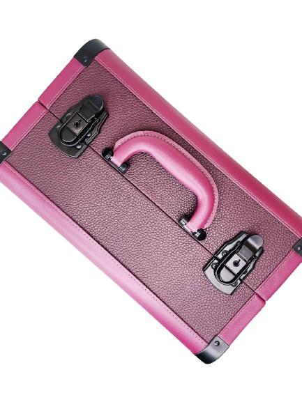 Бьюти кейс для визажиста MC 3622 (фиолетовый) - изображение 3