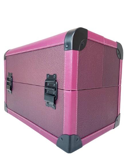 Бьюти кейс для визажиста MC 3622 (фиолетовый) - изображение 2