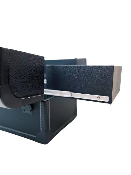 Бьюти кейс для визажиста MC 3622 (черный) - изображение 3