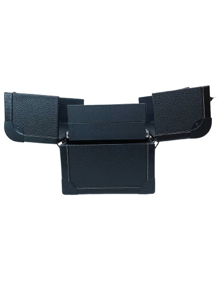 Бьюти кейс для визажиста MC 3622 (черный) - изображение 6