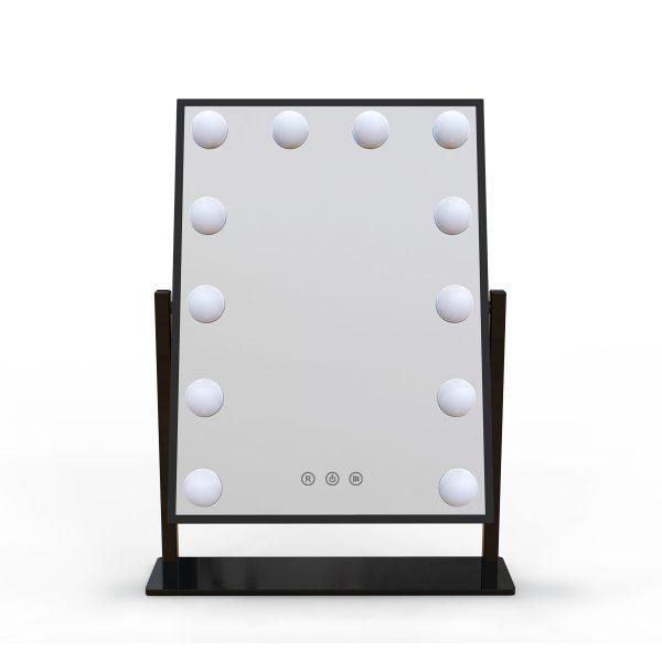 Зеркало гримерное настольное DP330 (черный) - изображение 3