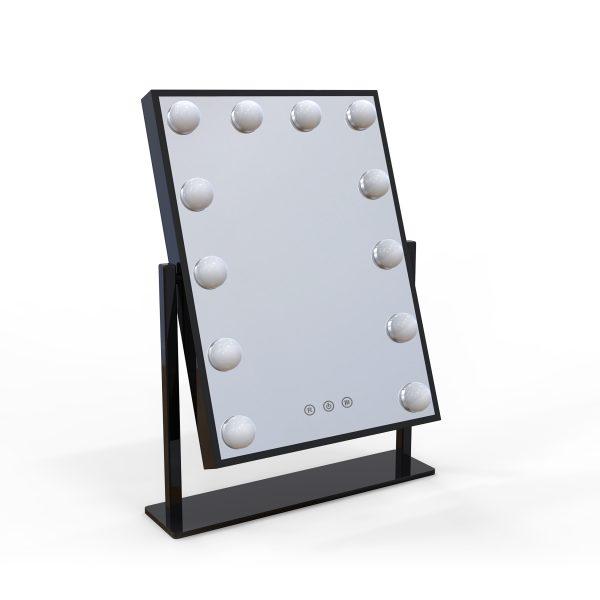 Зеркало гримерное настольное DP330 (черный) - изображение 1